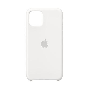 Apple Custodia in silicone per iPhone 11 Pro - Bianco
