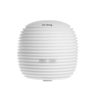 Innoliving INN-762 diffusore di aromi Plastica Bianco Cisterna