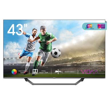 """Hisense A7500F 43A7500F TV 109,2 cm (43"""") 4K Ultra HD Smart TV Wi-Fi Grigio"""