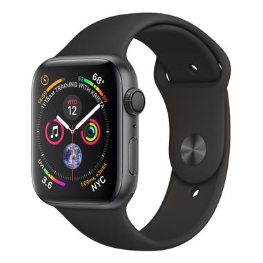 Apple Watch Series 4 smartwatch 44mm Grigio OLED GPS (satellitare) 44mm