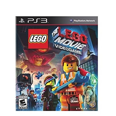 Lego Movie Videogame, PS3