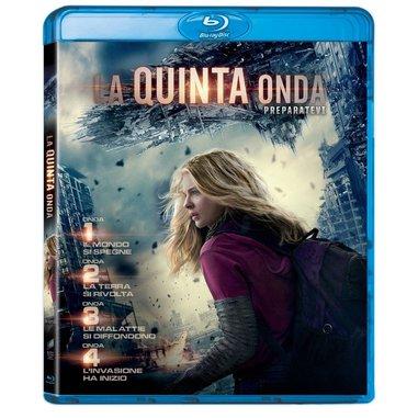 La quinta onda (Blu-ray)