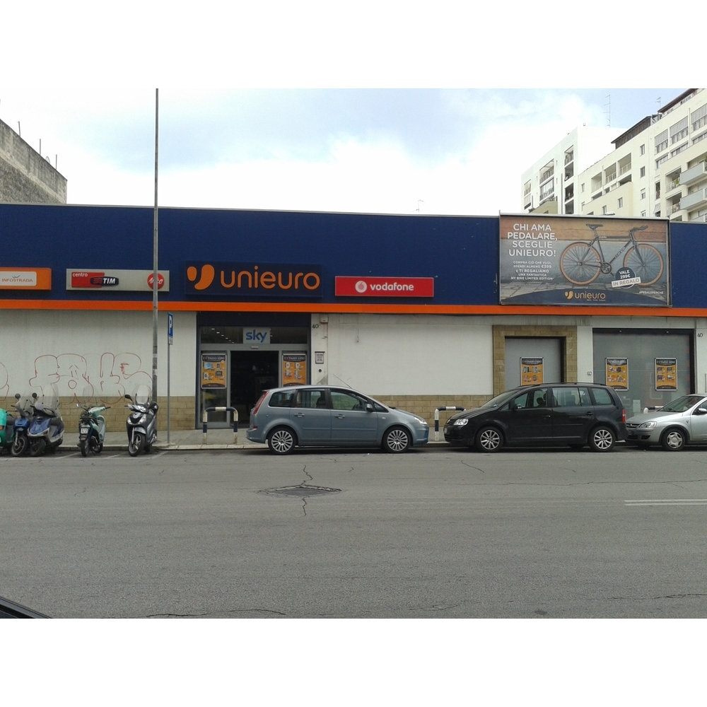 Unieuro Bari - Via Brigata Regina