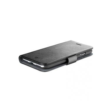 """Cellularline Book Agenda 5.8"""" Custodia a borsellino Nero custodia per iPhone X"""