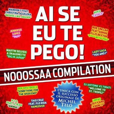Ai Se Eu Te Pego Noossaa Compilation, CD