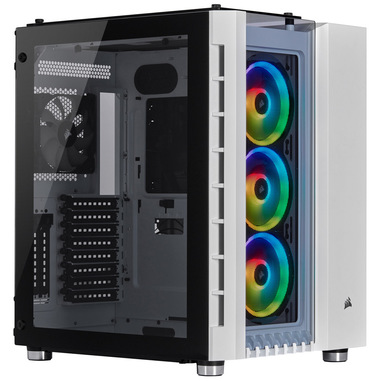 Corsair Crystal 680X RGB Midi Tower Bianco