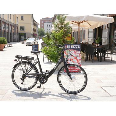 Momo Design Florence 26 Nero Alluminio 26