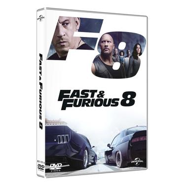 Fast & Furious 8, (DVD) 2D ITA