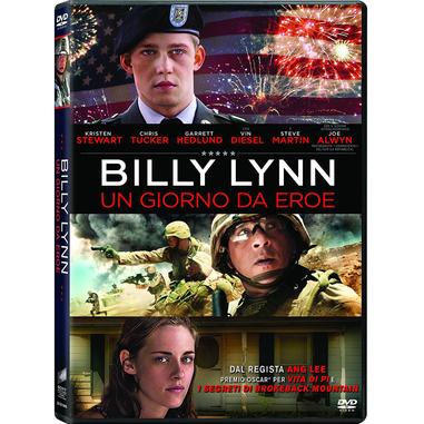 Billy Lynn: Un giorno da eroe (DVD)