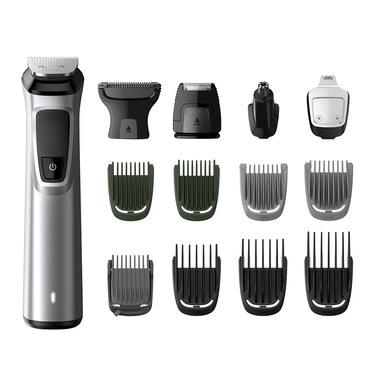 Philips MULTIGROOM Series 7000 14 accessori 14-in-1, barba, capelli e corpo