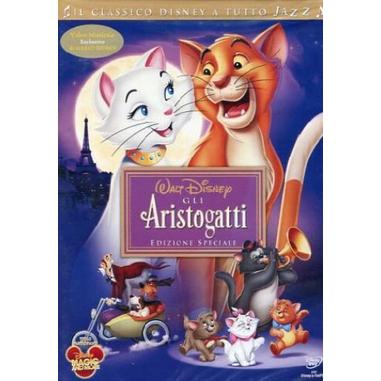 Gli Aristogatti (Edizione Speciale), 1970, (DVD)