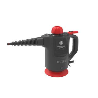 Hoover SGE1000 011 Pulitore a vapore portatile 0,37 L Rosso, Titanio 100 W