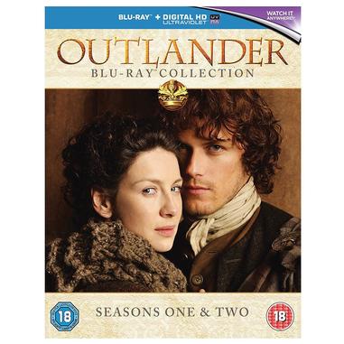 Outlander - stagioni 1 e 2 Box Set, Blu-Ray