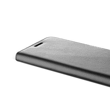 Cellularline Book Essential - Galaxy J7 (2016) Pratica custodia a libro con finitura effetto pelle Nero