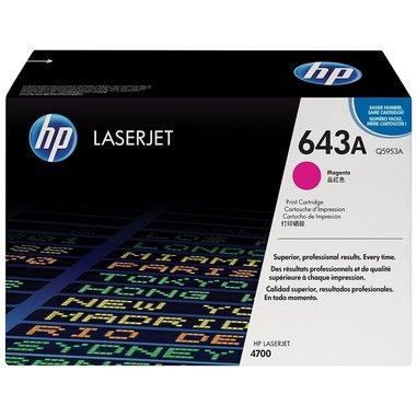 HP Cartuccia Toner originale magenta LaserJet 643A