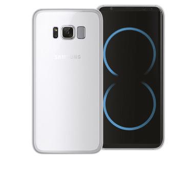Phonix Cover Gel Protection Plus per Samsung Galaxy S8 - Trasparente