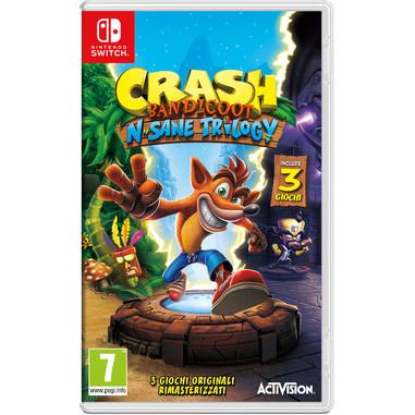Crash Bandicoot: N. Sane trilogy - Switch