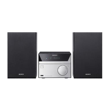 Sony CMT-SBT20B Nero, Argento 12 W