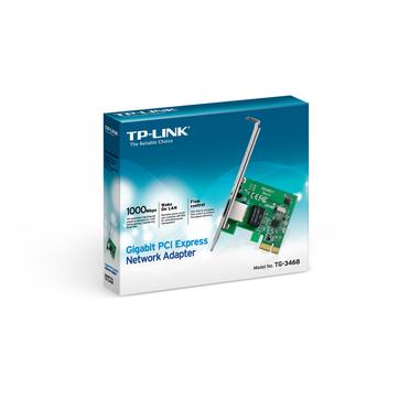 TP-LINK Adattatore di rete PCIe Gigabit