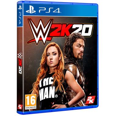 WWE 2K20, PS4