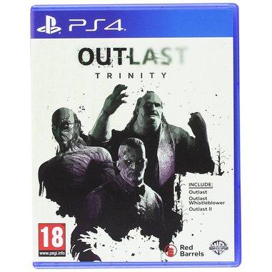 Outlast Trinity - Playstation 4