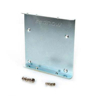 """Kingston Technology SNA-B contenitore di unità di archiviazione 2.5"""" Enclosure HDD Nero"""