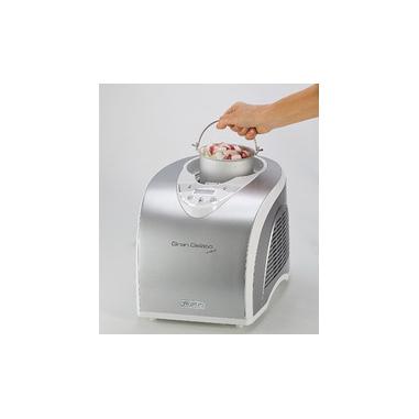Ariete 693 Gelatiera compressore 135W 1L Acciaio inossidabile macchina per gelato
