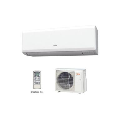 Fujitsu ASYG12KPCA + AOYG12KPCA Climatizzatore split system Bianco