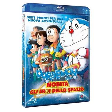 Doraemon: Nobita e gli eroi dello spazio (Blu-ray)