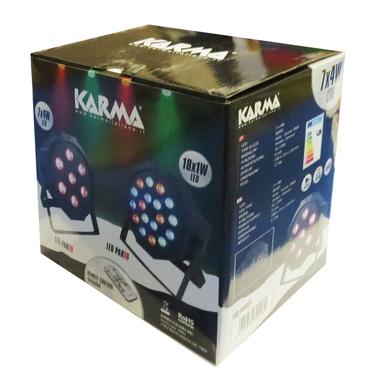 Karma Italiana PAR18 luci stroboscopiche
