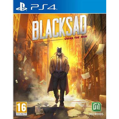 Blacksad: Under the Skin, PlayStation 4