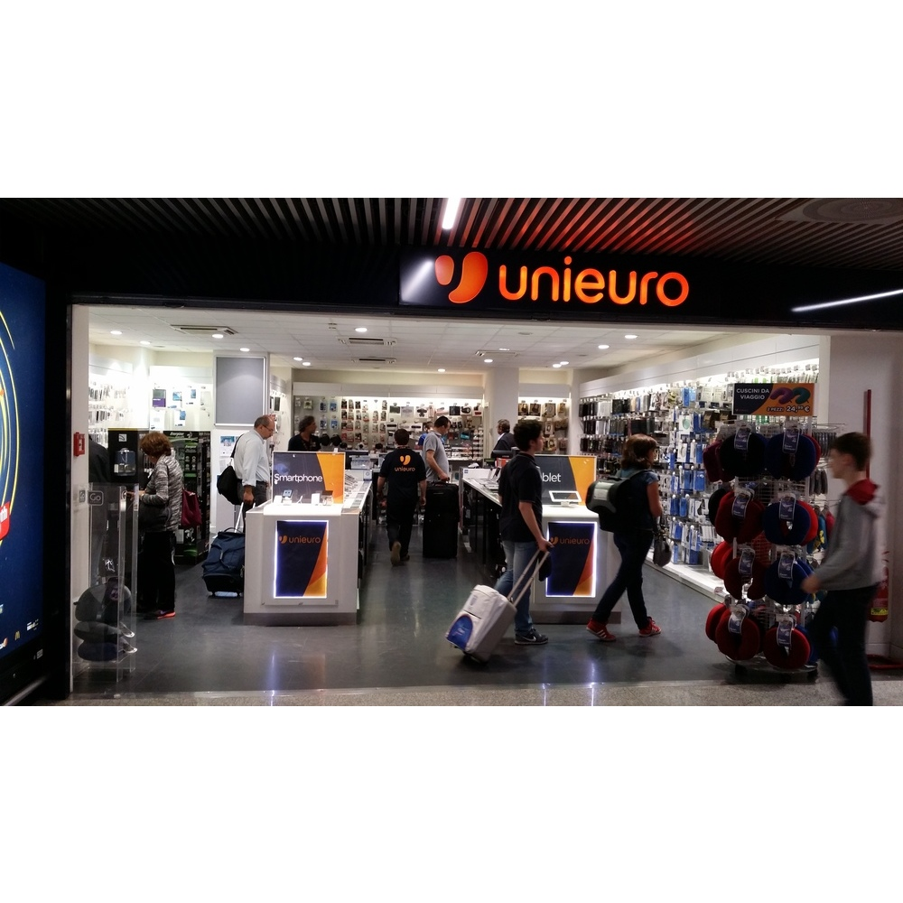 Unieuro Aeroporto Fiumicino - Terminal 1 B