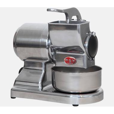 Rgv Maxi Vip 8g S Grattugia Elettrica Argento Robot Da Cucina In Offerta Su Unieuro