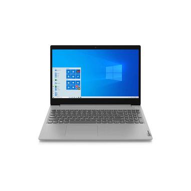 """Lenovo IdeaPad 3 Computer portatile Grigio 39,6 cm (15.6"""") 1920 x 1080 Pixel 3rd Generation AMD Ryzen 7 8 GB DDR4-SDRAM 256 GB SSD Wi-Fi 5 (802.11ac) Windows 10 Home"""