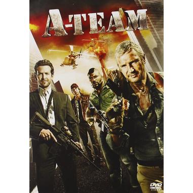 A Team DVD 2D