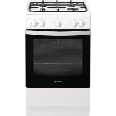 Indesit IS5G0KMW/IT Piano cottura Bianco Gas A