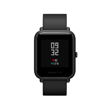 Amazfit Bip Lite orologio sportivo Nero Touch screen Bluetooth