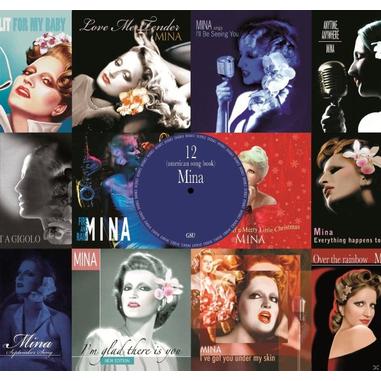 Mina - 12 (American Song Book), CD