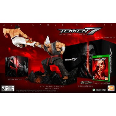 Tekken 7 collector's - Xbox One