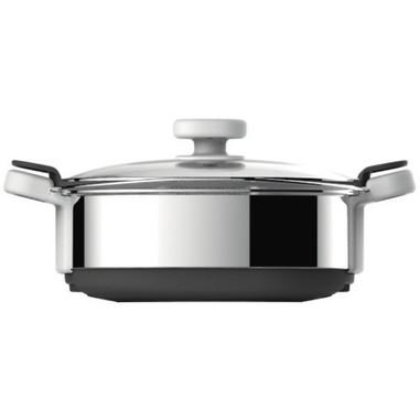 Moulinex accessorio vaporiera xf 384 bk per companion for Moulinex companion prezzo