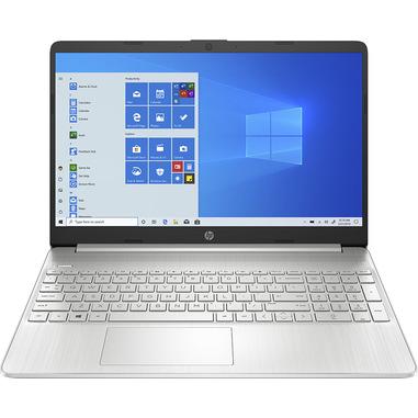 "HP 15s-fq1044nl Computer portatile 39,6 cm (15.6"") Full HD Intel® Core™ i7 di decima generazione 8 GB DDR4-SDRAM 256 GB SSD Wi-Fi 5 (802.11ac) Windows 10 Home Argento"