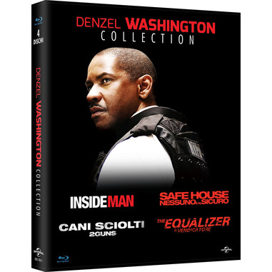 Denzel Washington Collection (Blu-ray)