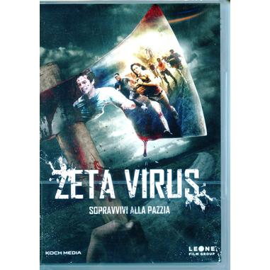 Zeta Virus, (DVD) 2D ITA