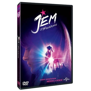 Jem e Le Holograms (DVD)