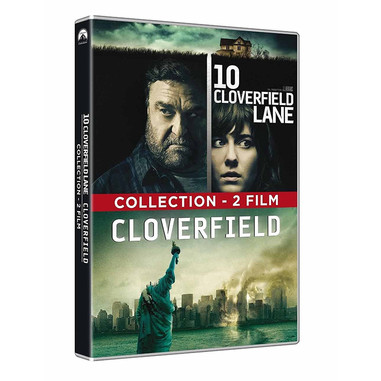 Cloverfield Collection 2 film (DVD)