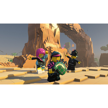 LEGO Worlds, Switch