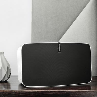 Sonos Play:5  wireless stereo Bianco