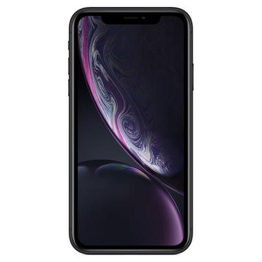 """Apple iPhone XR 15,5 cm (6.1"""") 64 GB Doppia SIM Nero"""