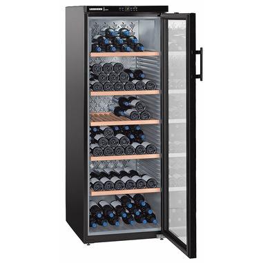 Liebherr WKB 4212 Libera installazione Nero 200 bottiglia/bottiglie