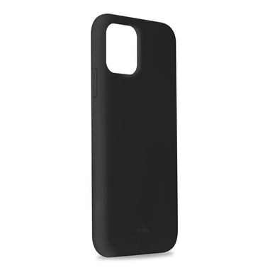 "PURO IPCX6519ICONBLK custodia per iPhone 11 Max 16,5 cm (6.5"") Cover Nero"